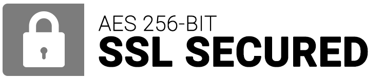 AES 256 bit secure SSL Connection