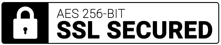 ASE 256-BIT SSL Secured